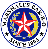 Marshall's Bar-B-Q Logo